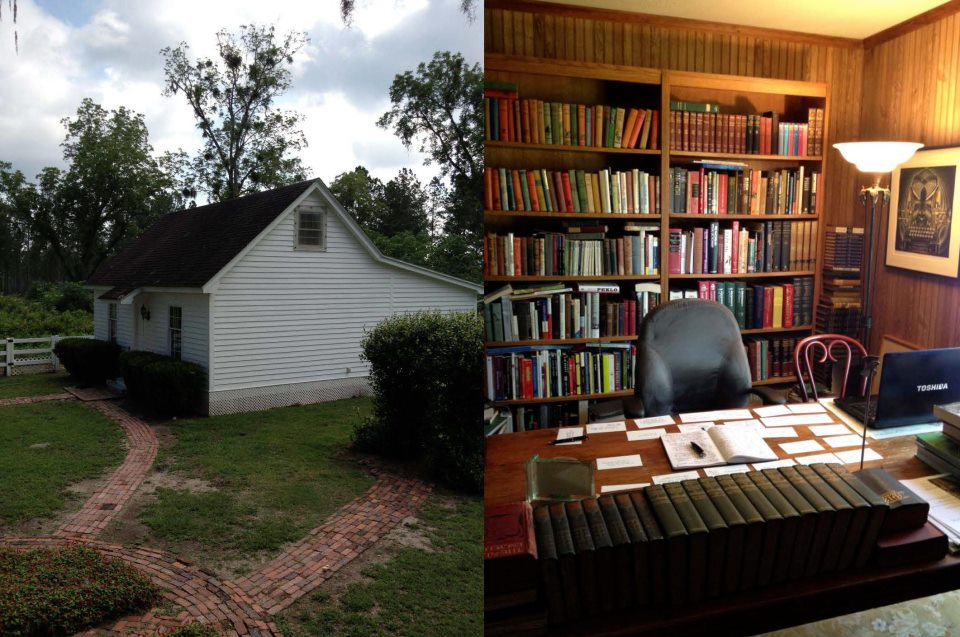 Robert olen butler 39 s blog writing summer 2012 july 30 2012 12 25 - The writers cottage inspiration by design ...